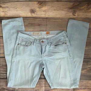 PILCRO | light wash jeans